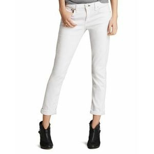 Rag & Bone the Dre Jeans in Aged Bright White